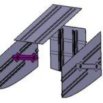 pressure bulkhead composite panels